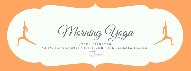 Ab 09. Jan: Morning Yoga